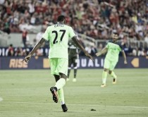 Liverpool 2-0 AC Milan: Origi and Firmino net as Reds ease to comfortable win in California