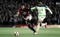 Origi insiste que esperaba un partido físico en Old Trafford
