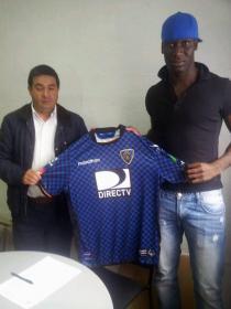 Orlindo Ayoví es el nuevo jugador del Independiente del Valle