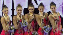 España revalida el título mundial en mazas