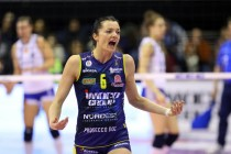 L'Imoco Conegliano vince e convince: 3-1 contro Il Bisonte