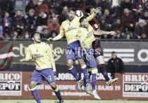 El tercer tiempo: Herrera prioriza los tres puntos en Pamplona