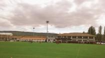 Kike Barja sigue aupando a Osasuna B