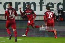 1. FC Kaiserslautern 3-0 VfL Bochum: Awesome Osawe hits three in surprise thrashing
