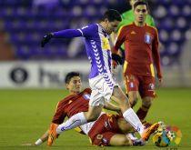 El Pucela jugará en Huelva el domingo 9, a las 18:15