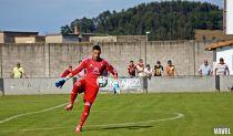 Óscar de Santiago y los palos frenan al Atlético Astorga
