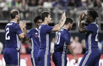 AC Milan 1-3 Chelsea: Late Oscar double saves win over Milan