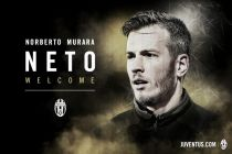 Juve sign free agent Neto