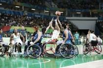 Brasil dá show e atropela Argentina na estreia do basquete feminino em cadeira de rodas