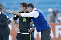 A Osorio le dejó contento el funcionamiento del 'Tri' en Honduras