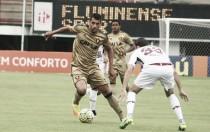 Oswaldo reconhece má atuação no segundo tempo e destaca erros do Sport contra Fluminense