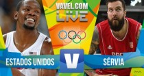 Diretta Basket Rio 2016: Team USA massacra la Serbia. E' oro