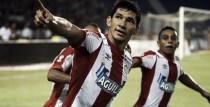 Roberto Ovelar rompió su mala racha frente a Independiente Santa Fe