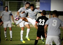 El Real Oviedo empata sin goles en el Suárez Puerta