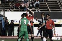 Fotos e imágenes del RB Linense 0-0 Betis B, jornada 34 del grupo IV de Segunda B