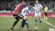 """Mikel Oyarzabal: """"Cuantos más puntos saquemos en Anoeta, mejor nos irá fuera"""""""