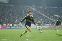 Mesut Ozil's audacious effort against Ludogorets is Arsenal's Goal of the Year