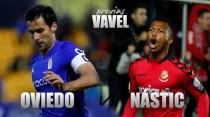 Previa Real Oviedo - Gimnástic de Tarragona: enderezar el rumbo