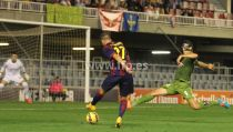 FC Barcelona B - Real Sporting de Gijón: ¿Qué pasó en la primera vuelta?