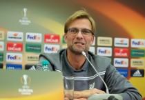 """Klopp: """"Tienen que venir a Anfield también y estaremos preparados"""""""