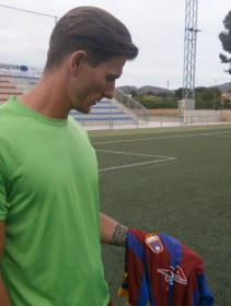 Entrevista a Jorge Gotor: Un futbolista con chaleco antibalas