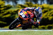 Luis Salom in pole position anche a Phillip Island