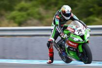 Superbike, Loris Baz in pole position a Jerez