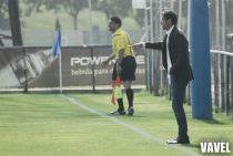 """Pablo Franco: """"Hemos logrado el objetivo una semana antes del final"""""""