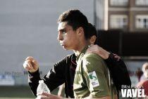 """Pablo Fernández: """"En el Sporting B estamos todos como motos"""""""