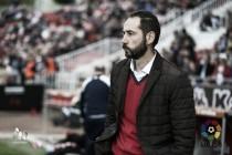 """Pablo Machín: """"Ha sido un partido de mucho sufrimiento"""""""