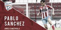 Pablo Sánchez llega a Adelaide