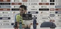 """Dani Pacheco: """"El equipo ha buscado la victoria"""""""