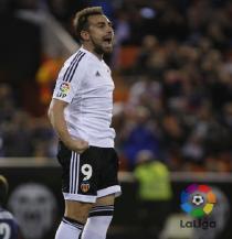 Paco Alcácer, regresa a la senda del gol