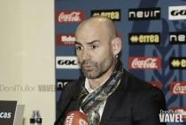 Paco Jémez: ''Si pensamos que será un partido fácil estaremos equivocados''