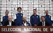 Paco Jémez fue presentado como técnico de Cruz Azul