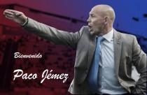 Paco Jémez se convierte en el nuevo 'maquinista' azul