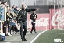 """Paco López: """"La idea es trabajar más y mejor que en el partido anterior"""""""