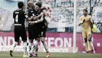 El Paderborn hace historia goleando al Hamburgo