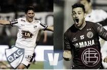 Quilmes vs Lanús en vivo y en directo online (1-0)