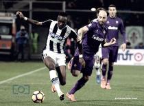 Udinese - Le pagelle, contro la Fiorentina bene solo per quaranta minuti