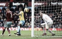 West Ham 1-3 Crystal Palace: Palace put Hammers to sword with set-piece masterclass