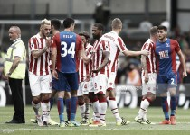 Crystal Palace 4-1 Stoke City: Eagles dominate visitors to claim all three points