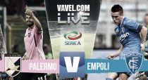 Live Palermo - Empoli, diretta Serie A 2015/16 (0-1)
