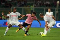 Un ottimo Palermo tiene testa all'Inter: 1-1