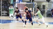 Resumen de la vigésimo quinta jornada de la Liga Nacional de Fútbol Sala