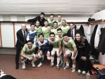 Trabajada victoria de Palma Futsal frente a Aspil Vidal Ribera Navarra