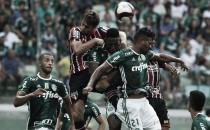 Dudu marca golaço e Palmeiras atropela São Paulo no Choque-Rei