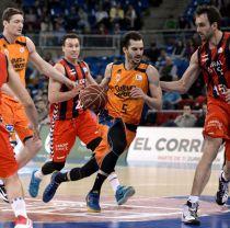 El Laboral Kutxa supera al Valencia Basket antes de lacita decisiva con el Fenerbache