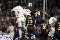 Última victoria rojilla en el Camp Nou