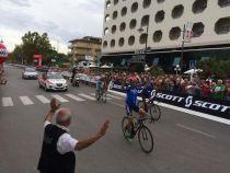 Ulissi gana el Memorial Pantani de mutuo acuerdo